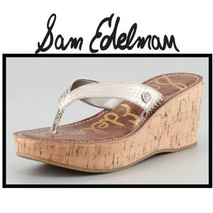 Sam Edelman Romy Flip Flop Platform Sandal